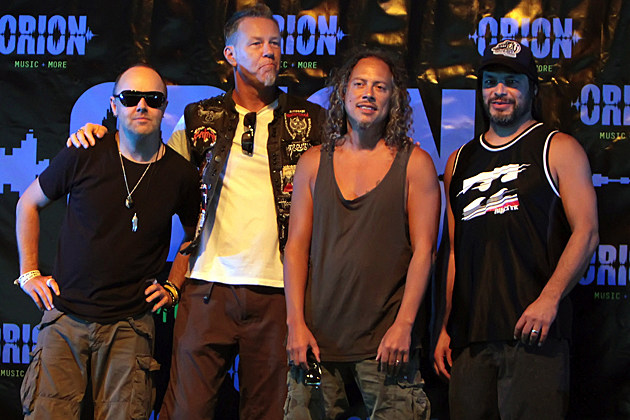 Metallica Orion Music + More