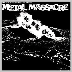Metallica 'Metal Massacre'