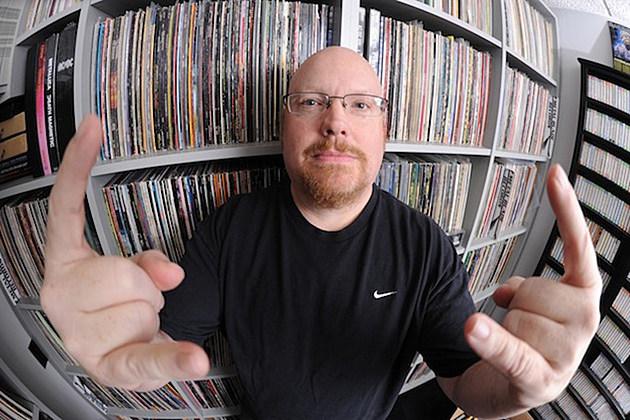 Metal Blade Records' Brian Slagel