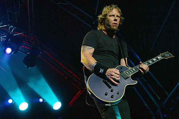 Metallica 'Frantic'
