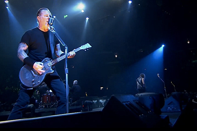 Metallica - 'Quebec Magnetic' - 'My Apocalypse'